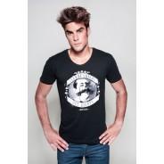 Camiseta Bigote Chico
