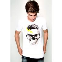Camiseta Calavera Chico