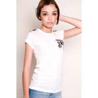 Camiseta Militar Chica