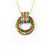 Collar Aro Multicolor