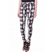 GRAPHIC BUTTERFLIES LEGGINGS